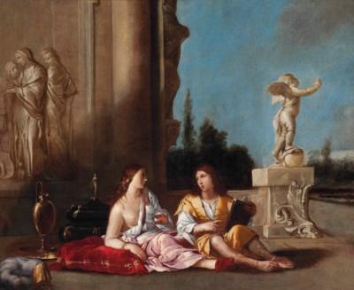 Giulio Carpioni (Venice 1611-1