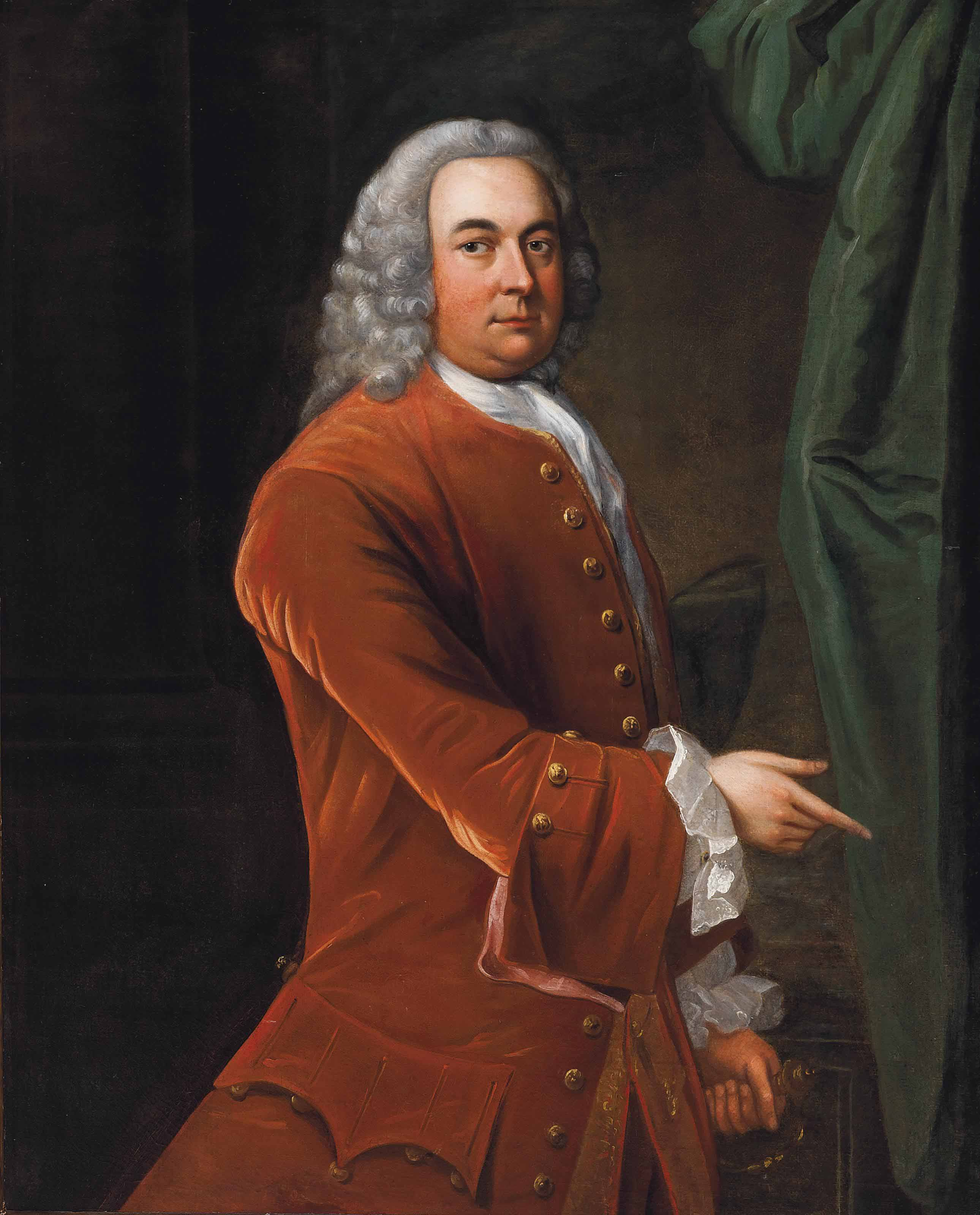 Carl Frederik von Breda (Stock