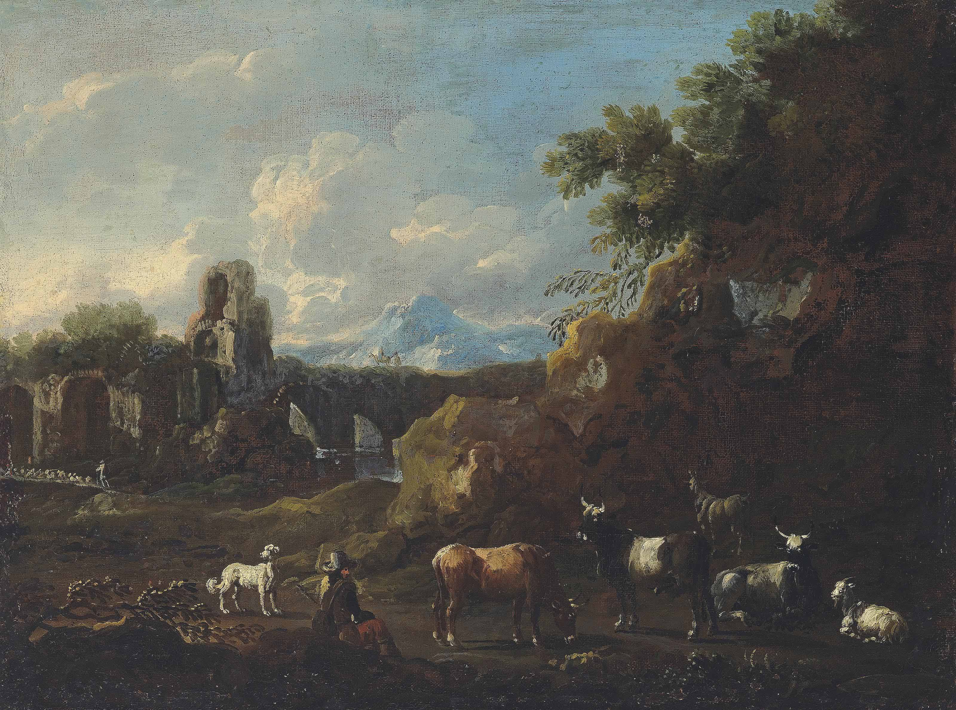 Johann Melchior Roos (Frankfur