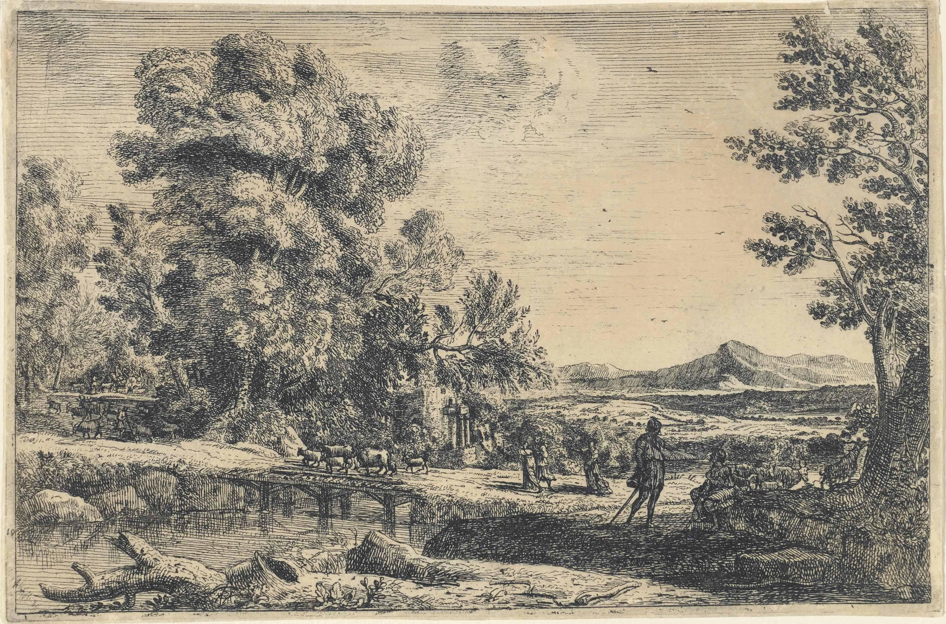 Claude Lorrain (1604-1682)