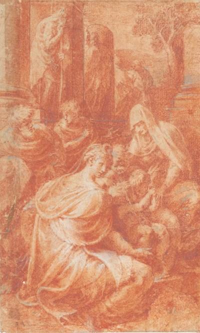 Circle of Girolamo Francesco M