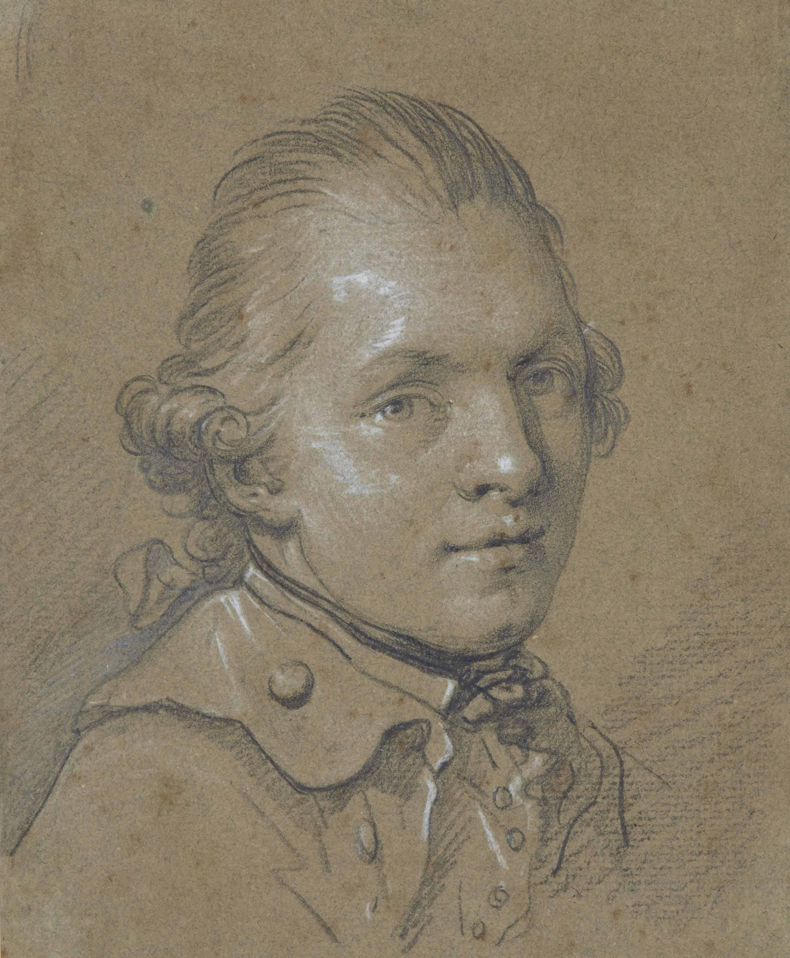 Attributed to Anton Raphael Me