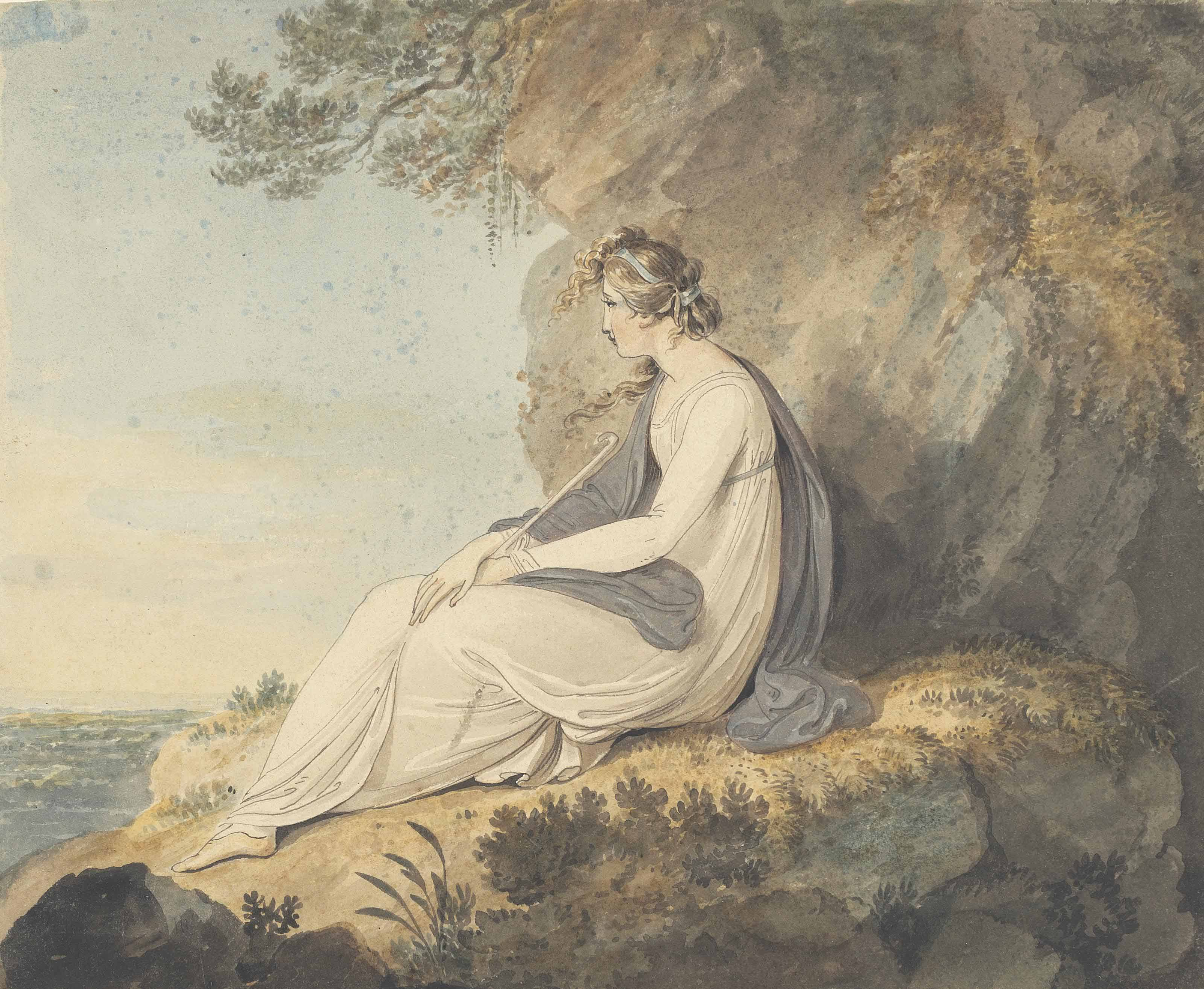 Attributed to Johann Martin Me