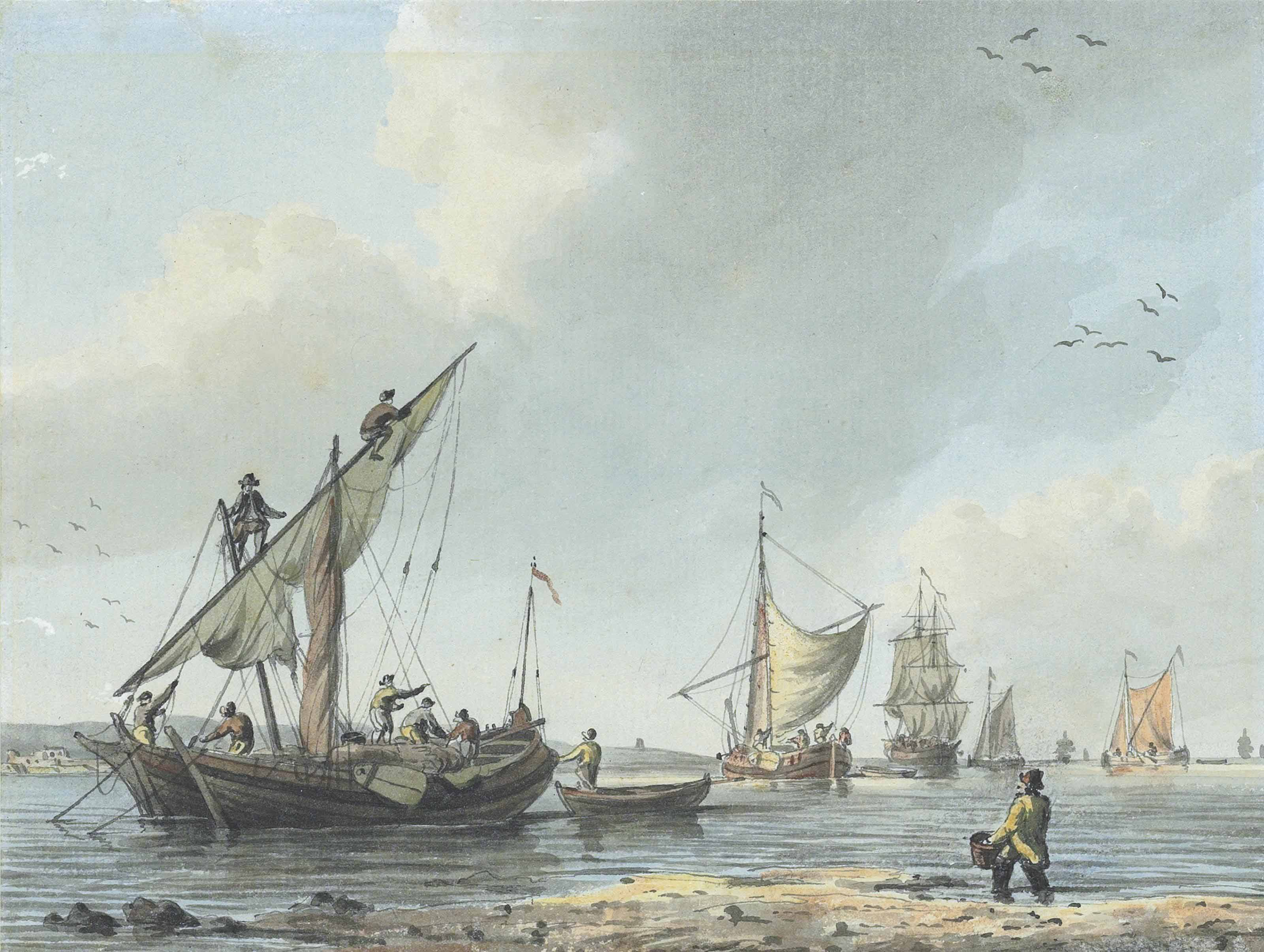 Robert Cleveley (Deptford 1747