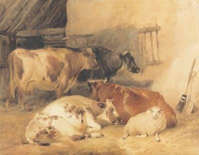 Thomas Sidney Cooper, R.A. (Ca