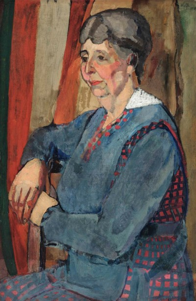 Edward Wolfe R.A. (1897-1982)