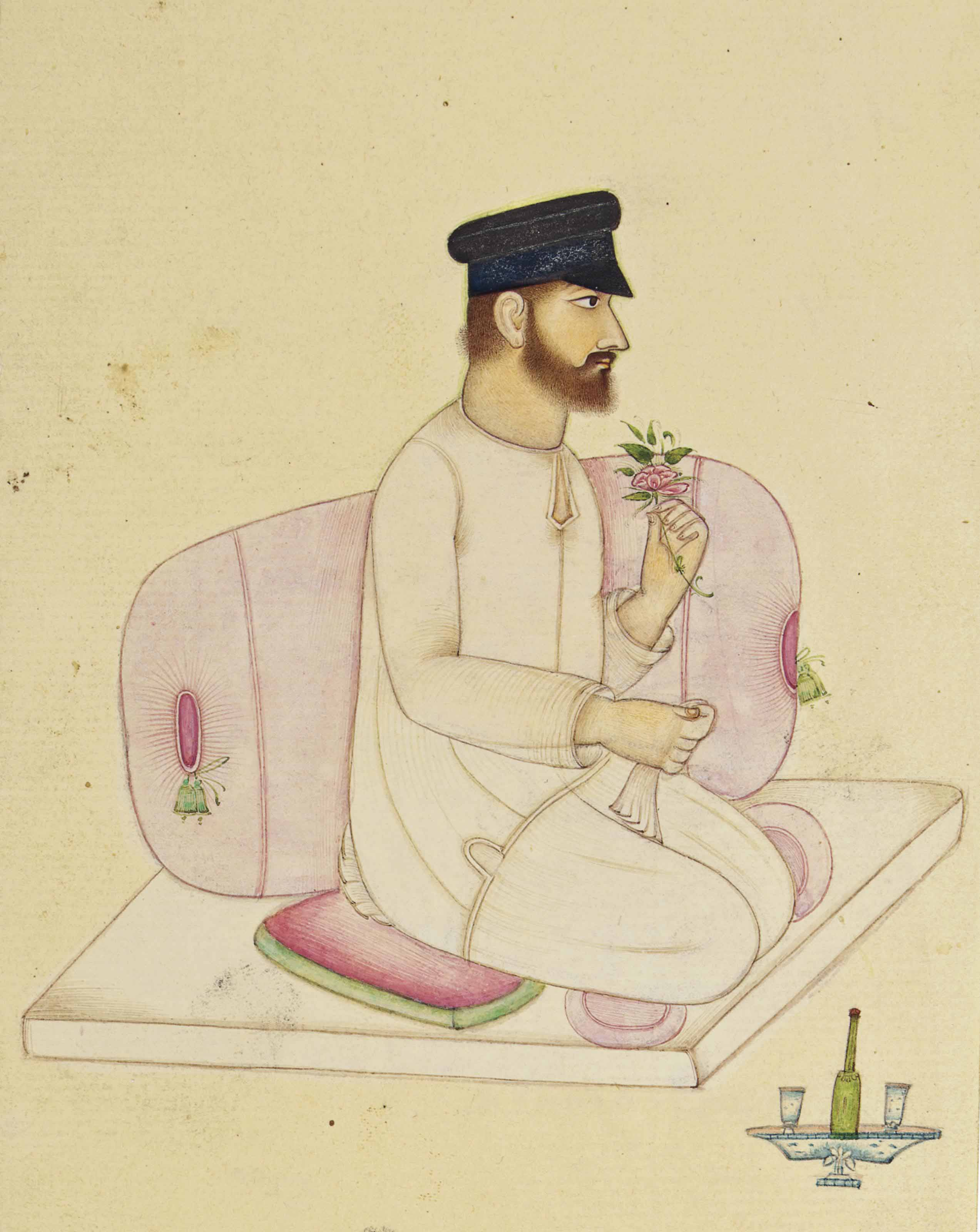 A PORTRAIT OF AN EAST INDIA CO