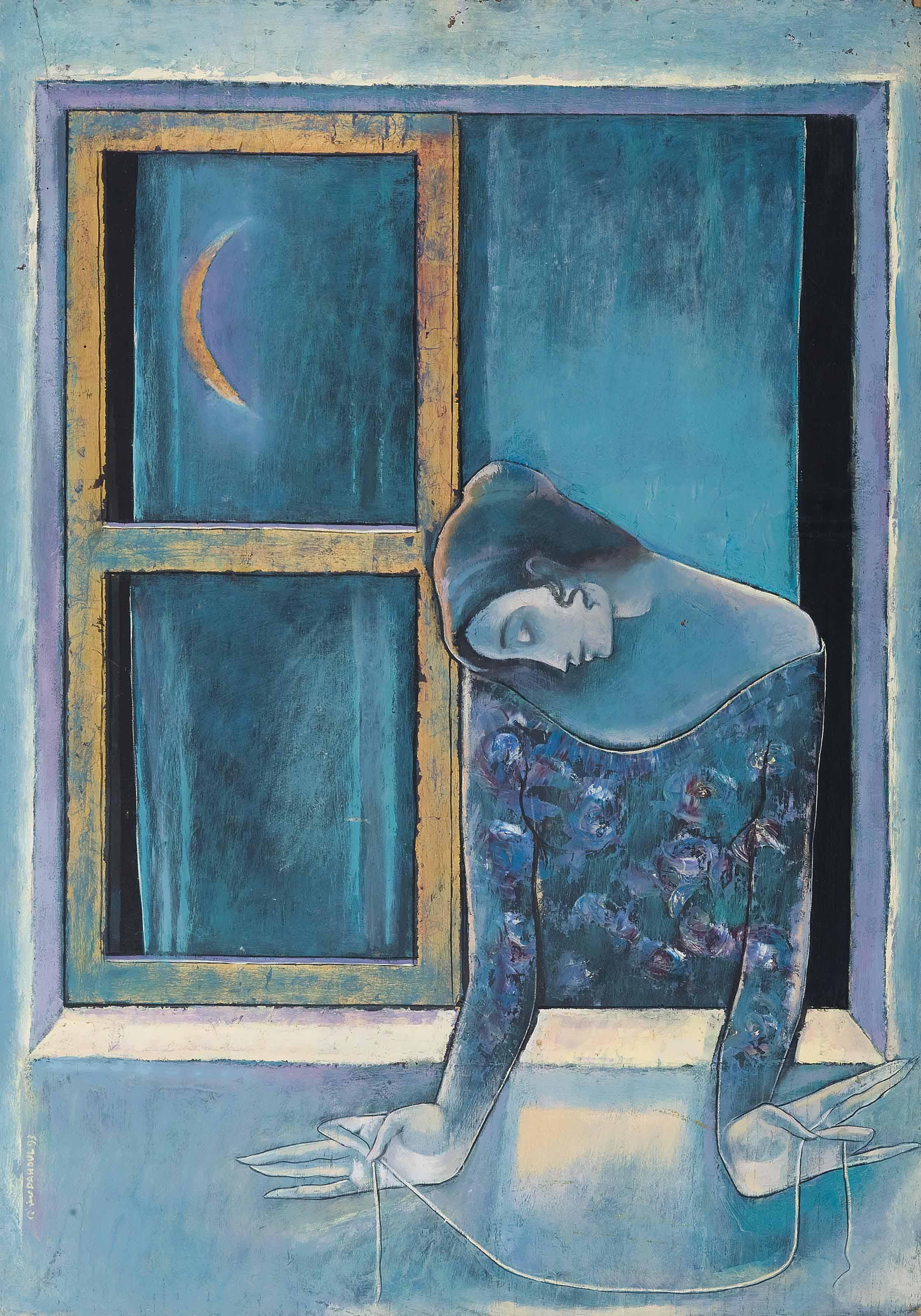 Safwan Dahoul (Syrian, b. 1961)