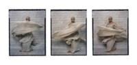 Dancer Triptych (#8, #10, #12)