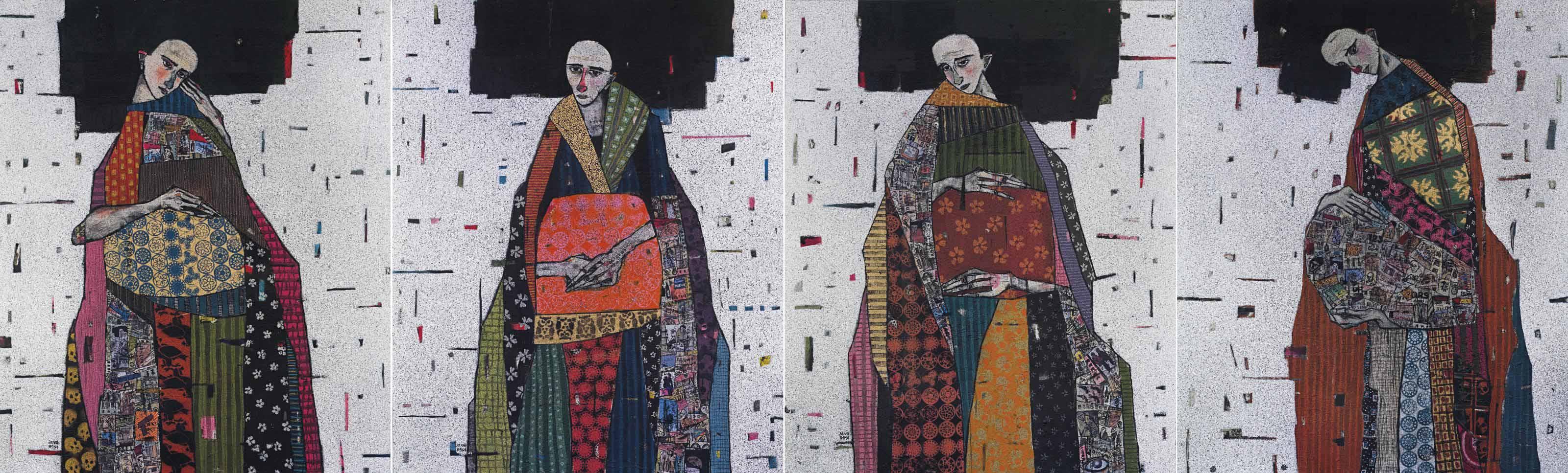 Zena Assi (Lebanese, b. 1974)