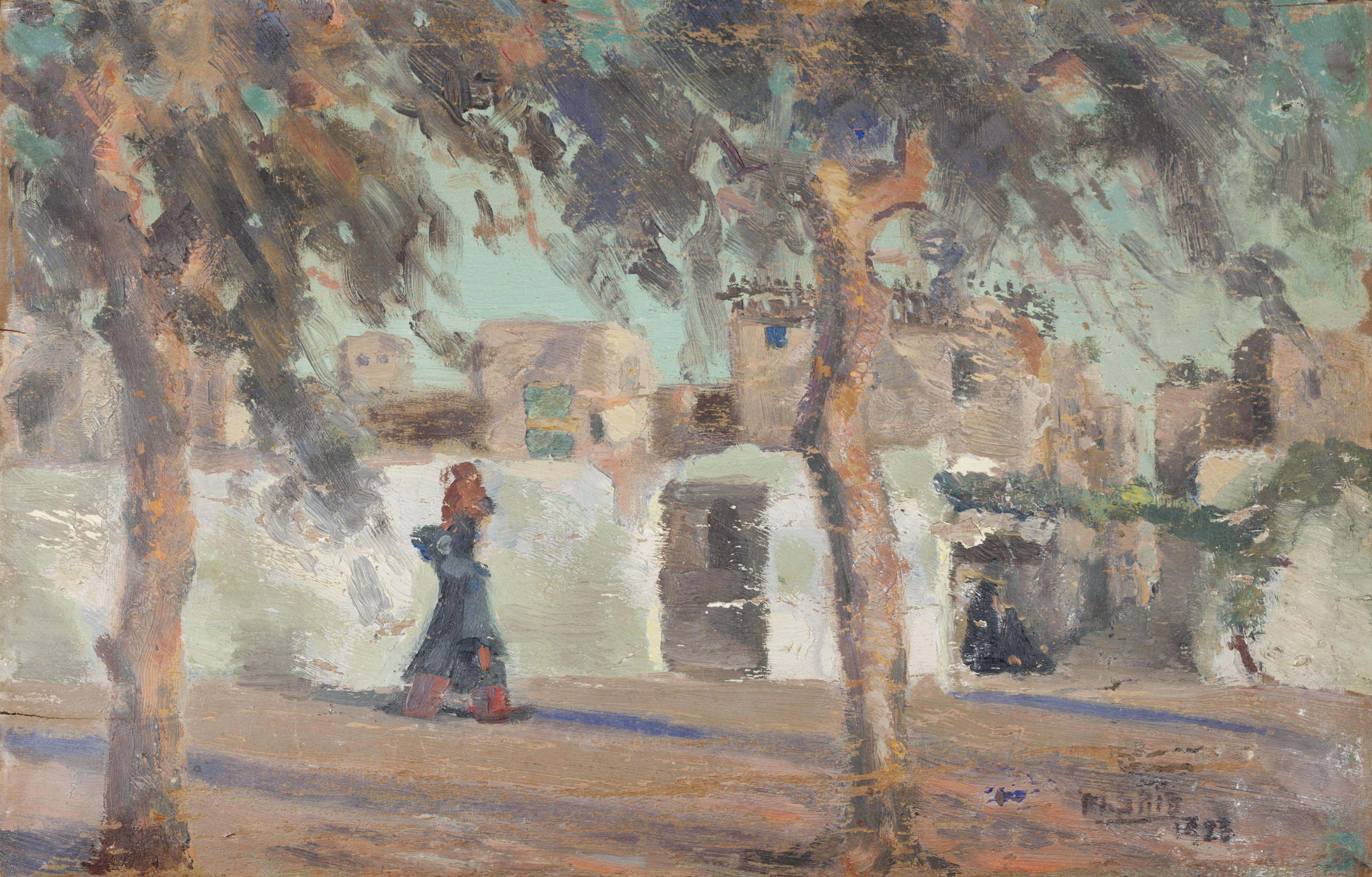 Mahmoud Saïd (Egyptian,1897-1964)