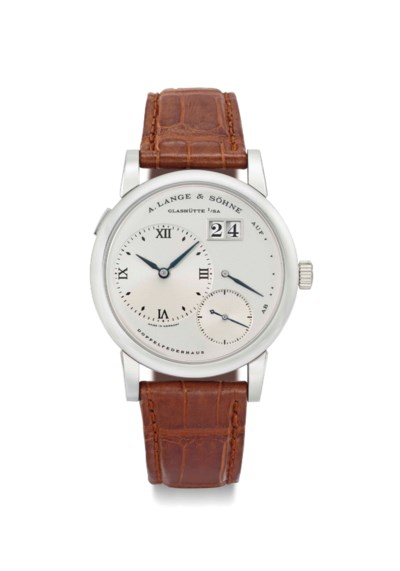 A. Lange & Söhne. A highly lim