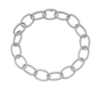 A DIAMOND NECKLACE, BY FARAONE