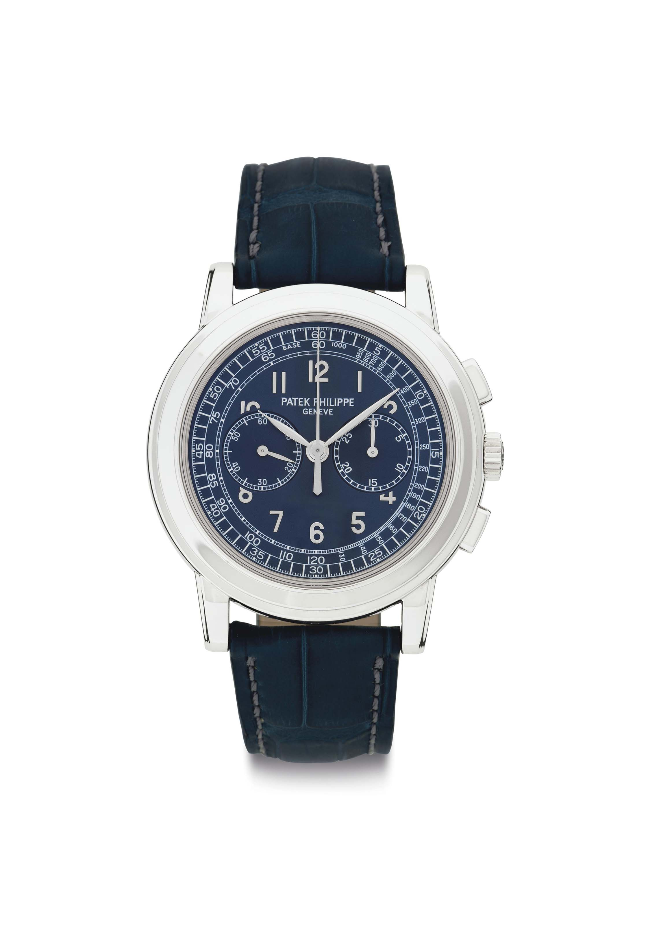 Patek Philippe. A large and ra
