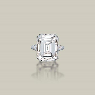 A DIAMOND RING, BY FARAONE