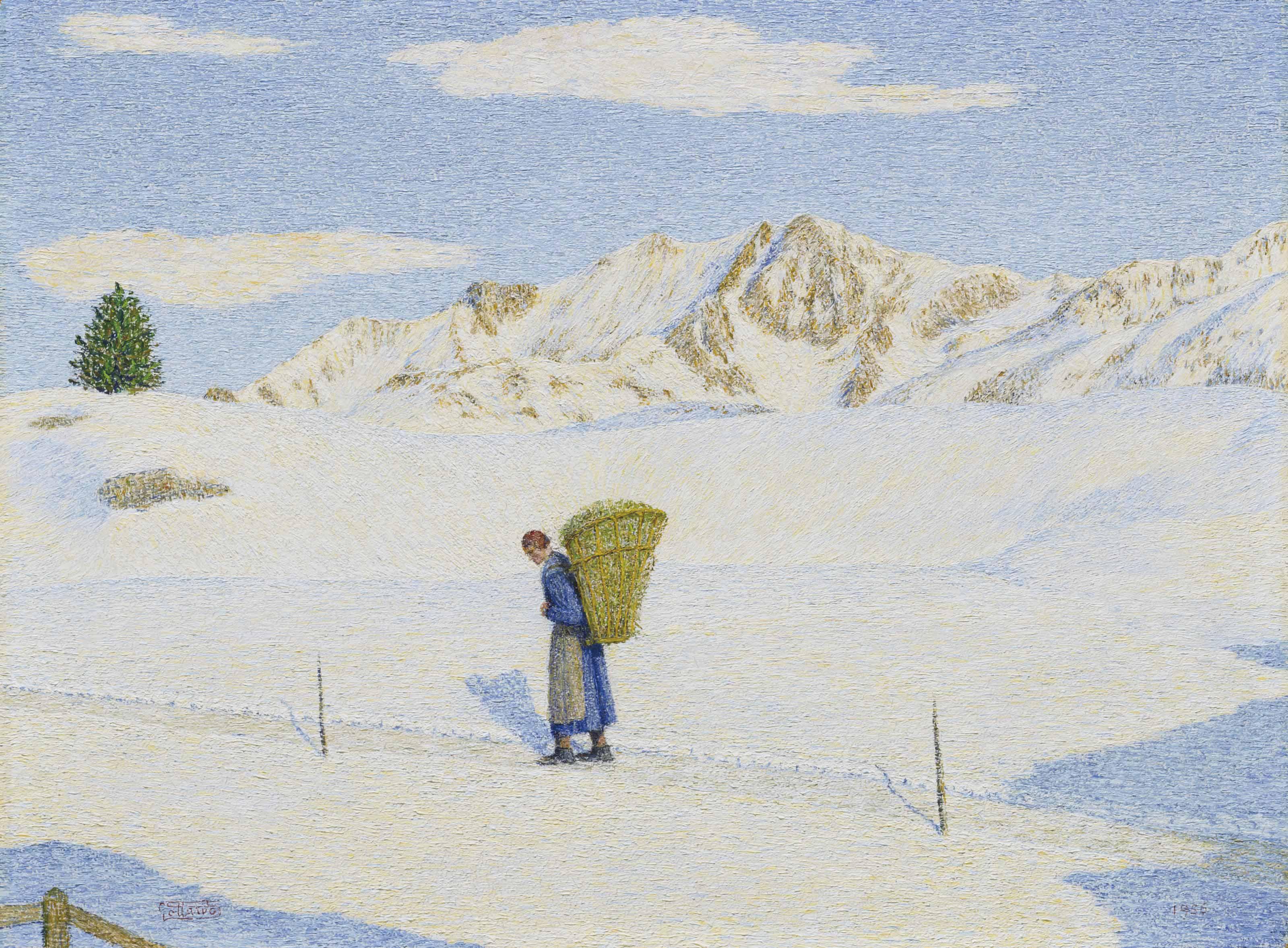 Rückkehr, 1956