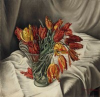 Tulipes perroquets, 1931