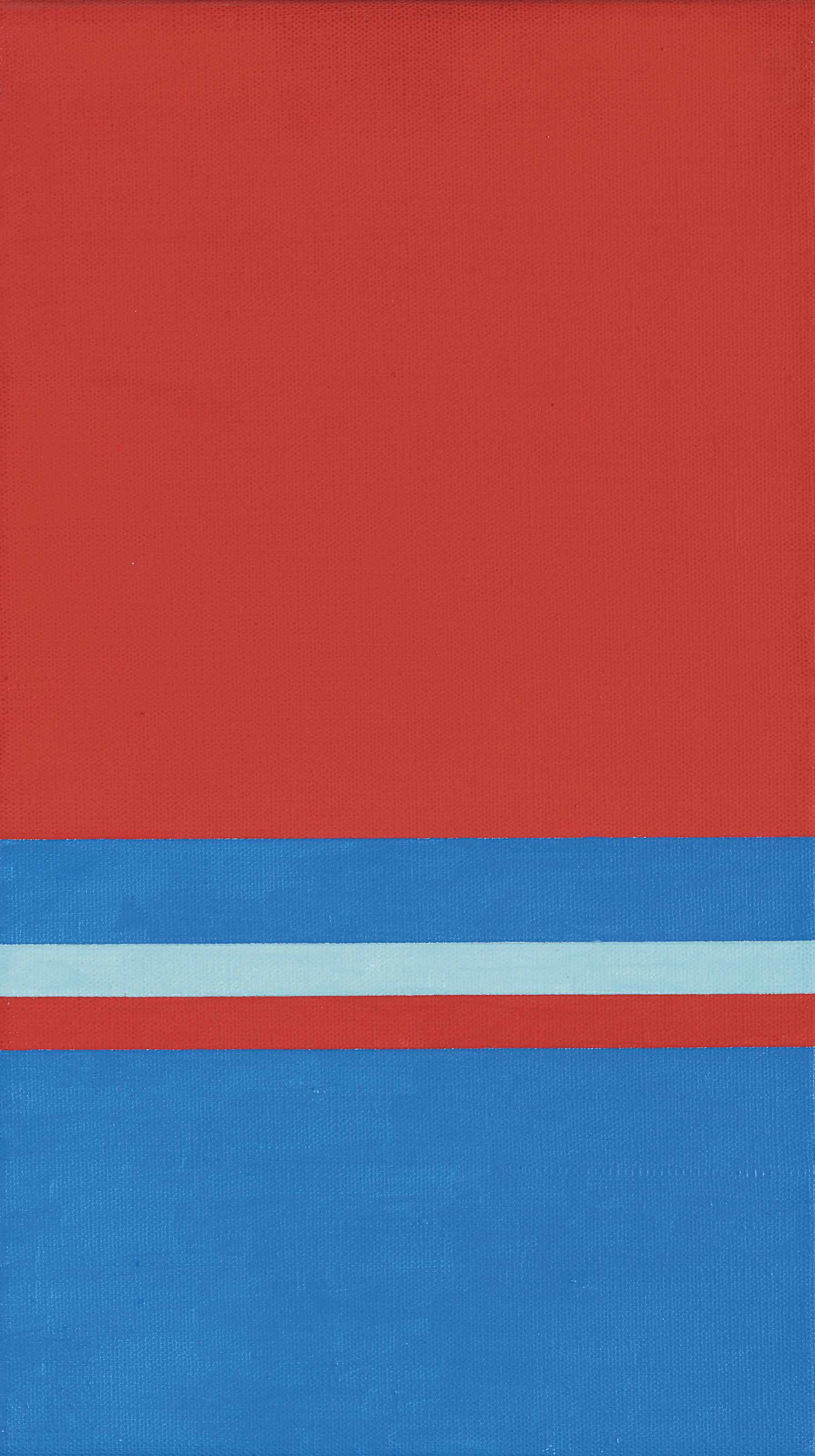 Rot-Blau-Grün-Relation, 1958/62