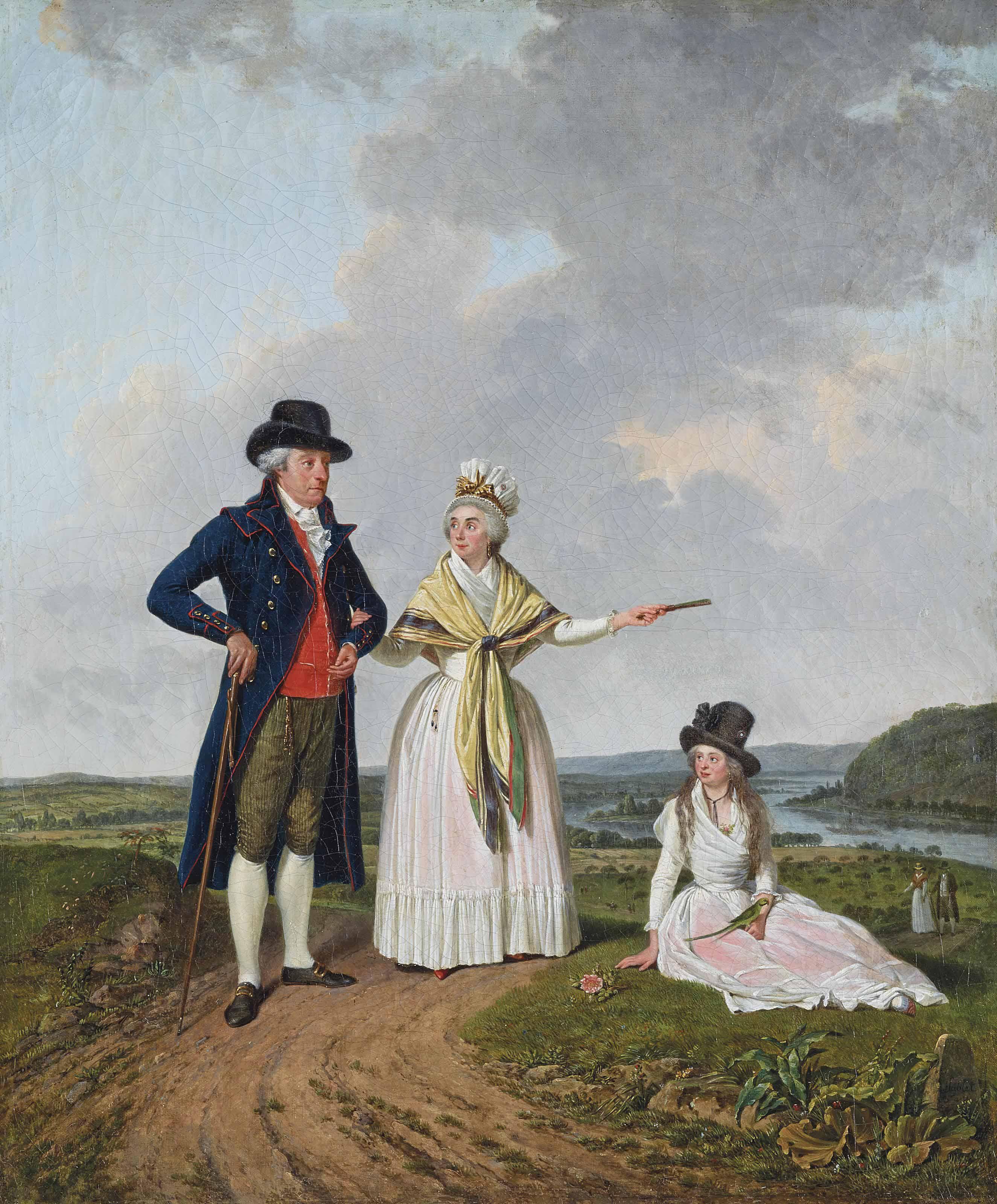 JACQUES SABLET (1749-1803)