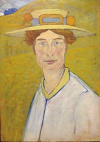 Femme au chapeau, 1907