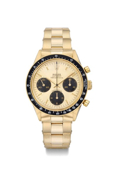 Rolex. A highly exclusive and