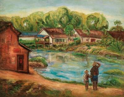Cheng-Po Chen (1895-1947)