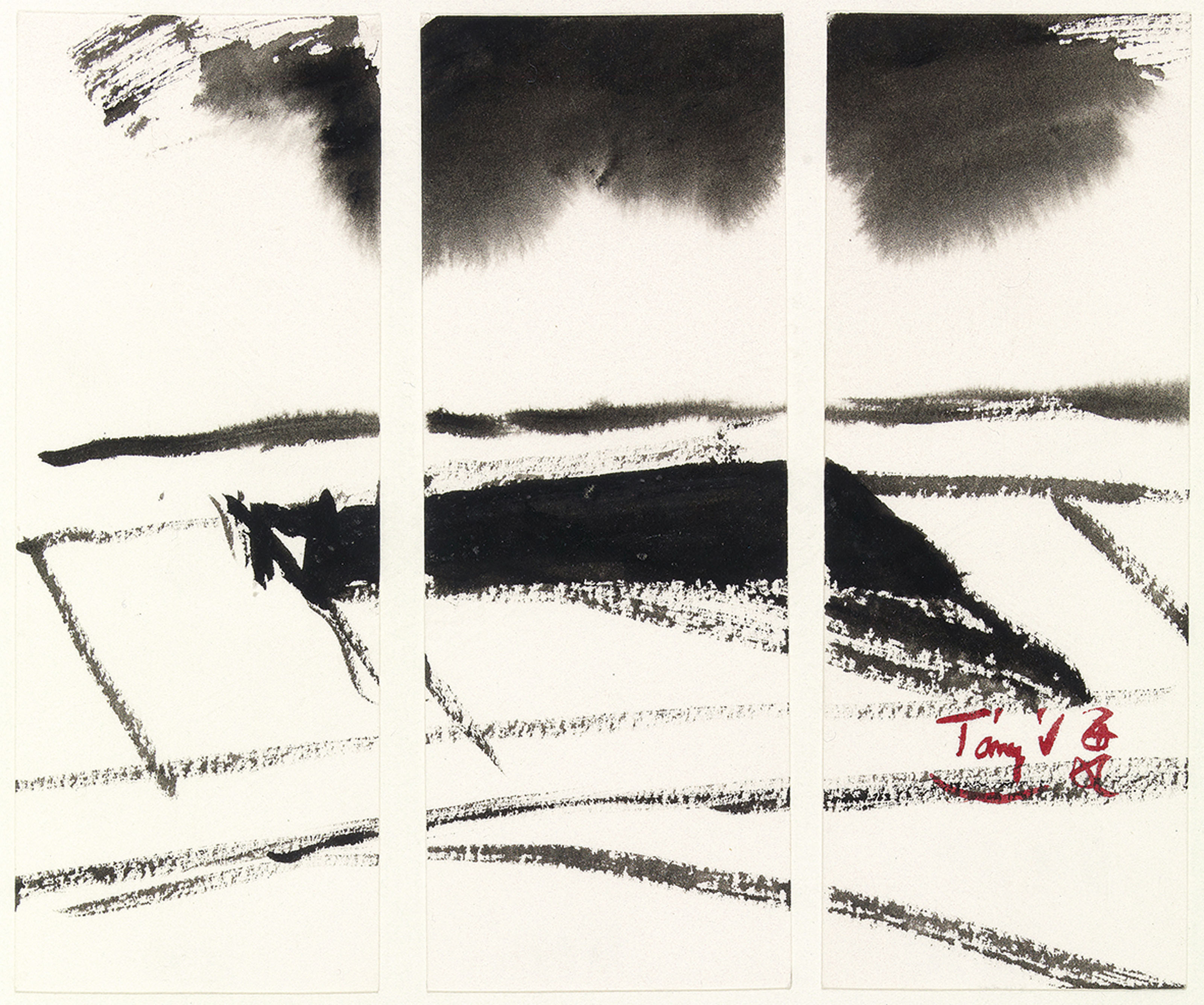 (TANG THIEN PHUOC HAYWEN, Chinese, 1927-1991)