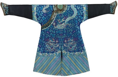 A RARE IMPERIAL EMBROIDERED BL