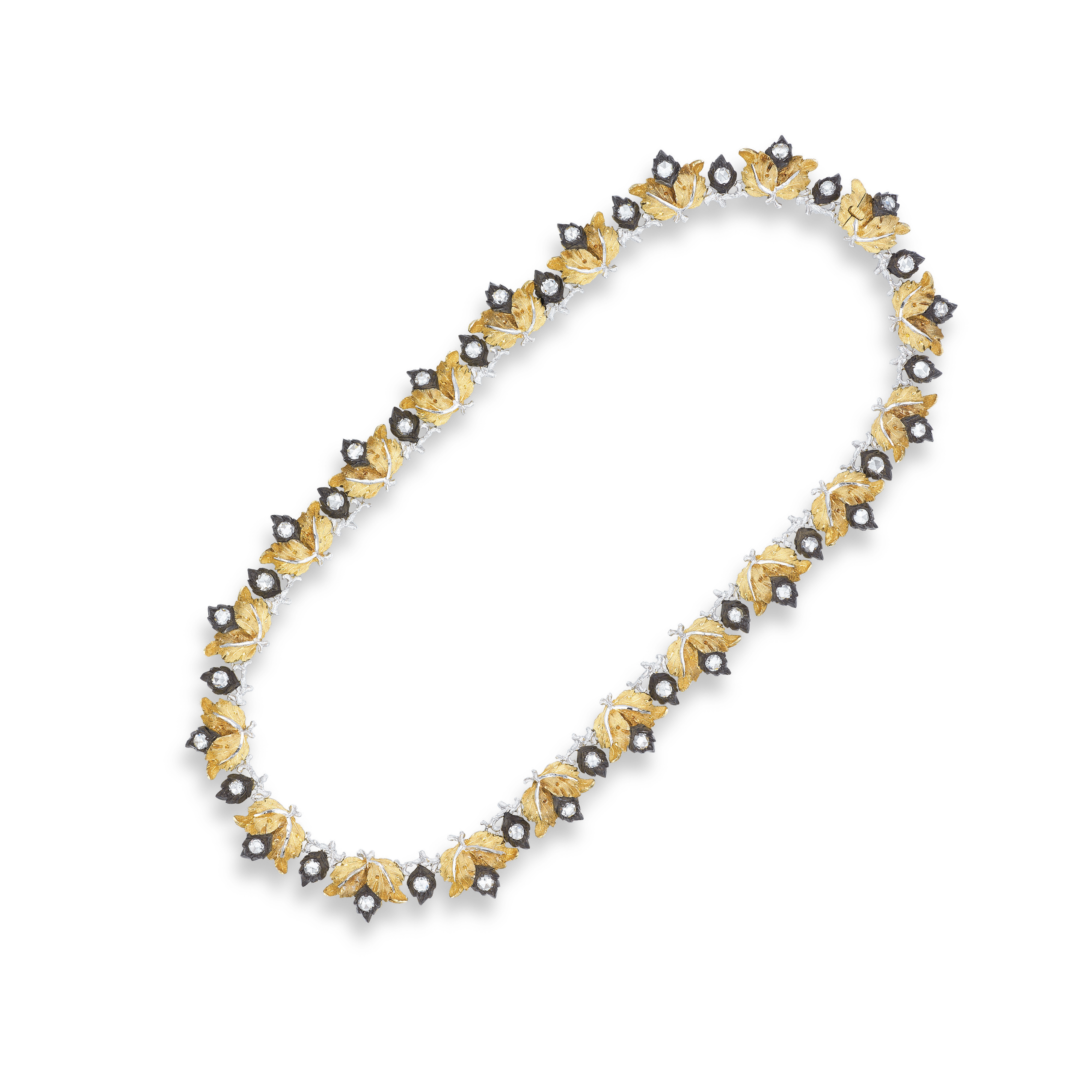 A DIAMOND NECKLACE, BY BUCCELLATI