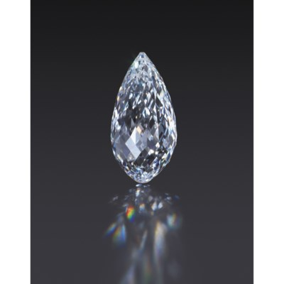 A MAGNIFICENT DIAMOND AND COLO