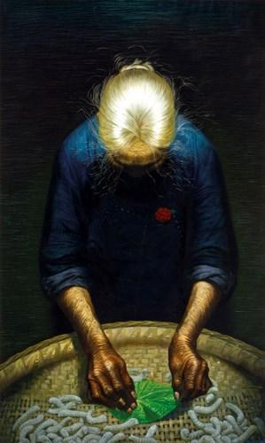 LUO ZHONGLI (CHINESE, B 1948)