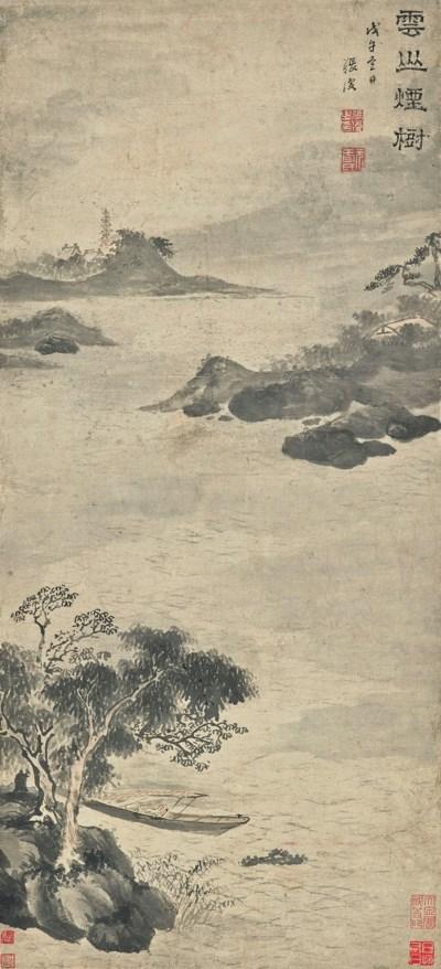 ZHANG FU (1546-AFTER 1631)