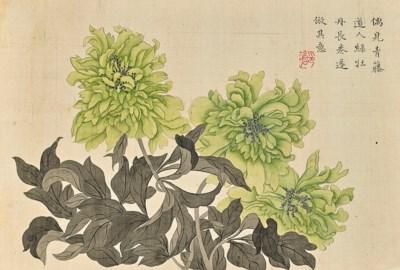 XI HUIWEN (18TH-19TH CENTURY)