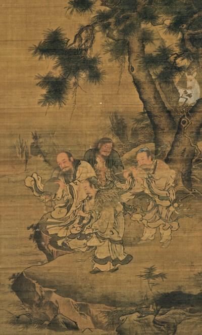 LIU JUN (16TH CENTURY)
