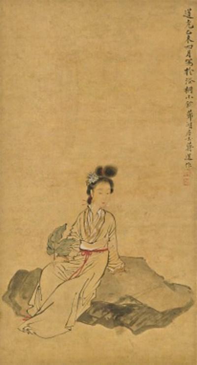 JIANG LIAN  (18TH-19TH CENTURY