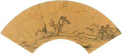 SHANG RUI (1634-CIRCA 1724)