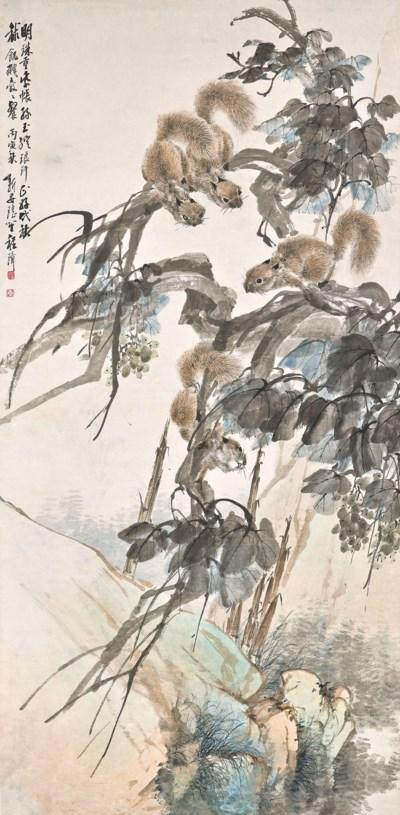 CHENG ZHANG (1869-1938)