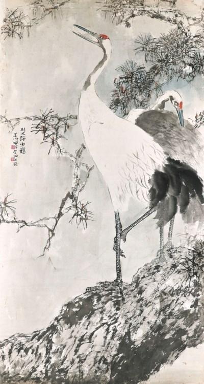 GAO JIANFU (1879-1951) YANG SH