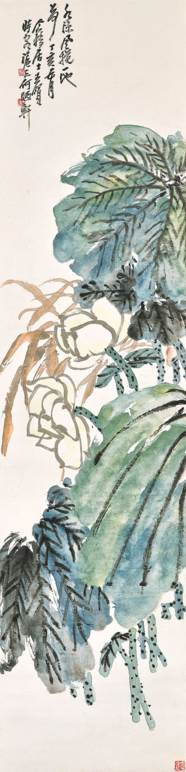WANG GEXI (1896-1988)