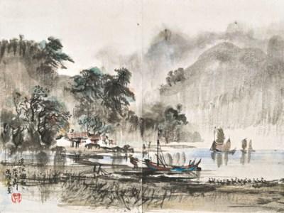 LAN YINDING (1903-1979)