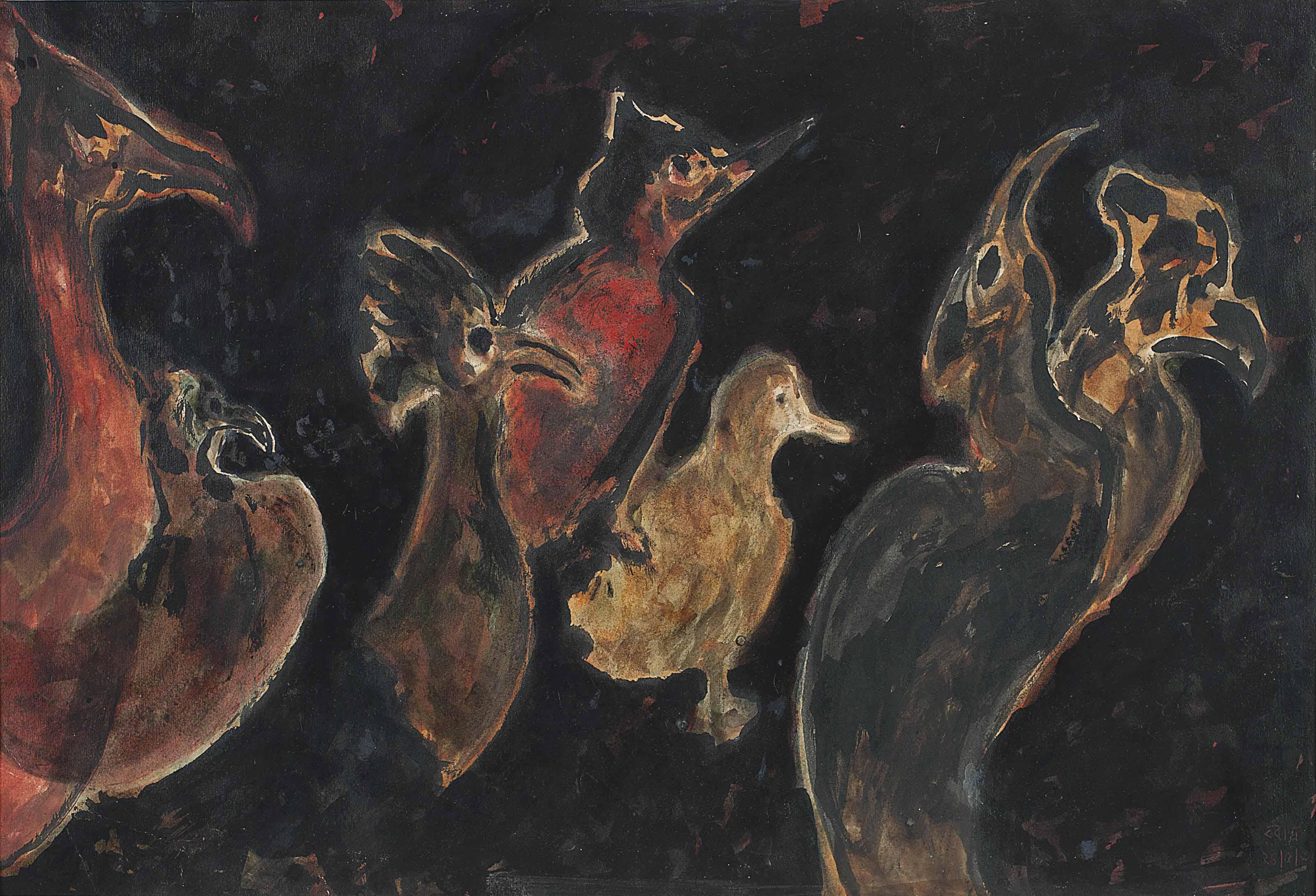 MEERA MUKHERJEE (1923 - 1998)