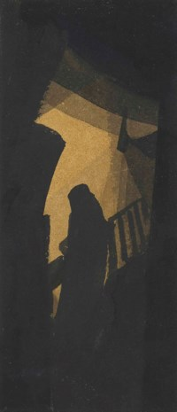 Untitled (Woman on Staircase)