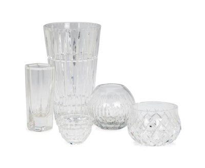 A GROUP OF CONTINENTAL GLASS W