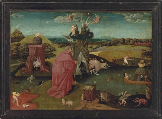 Follower of Hieronymus Bosch