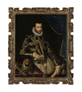 Scipione Pulzone, called Il Gaetano (Gaeta 1544-1598)