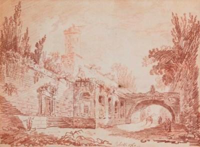 Hubert Robert (Paris 1733-1808