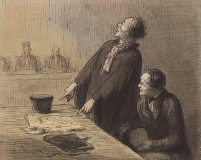Honoré-Victorin Daumier (Marse