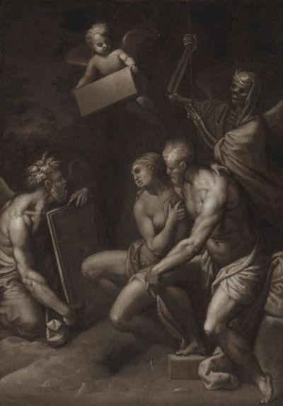 Jacob de Backer (Antwerp circa