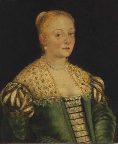 Studio of Jacopo Tintoretto (V