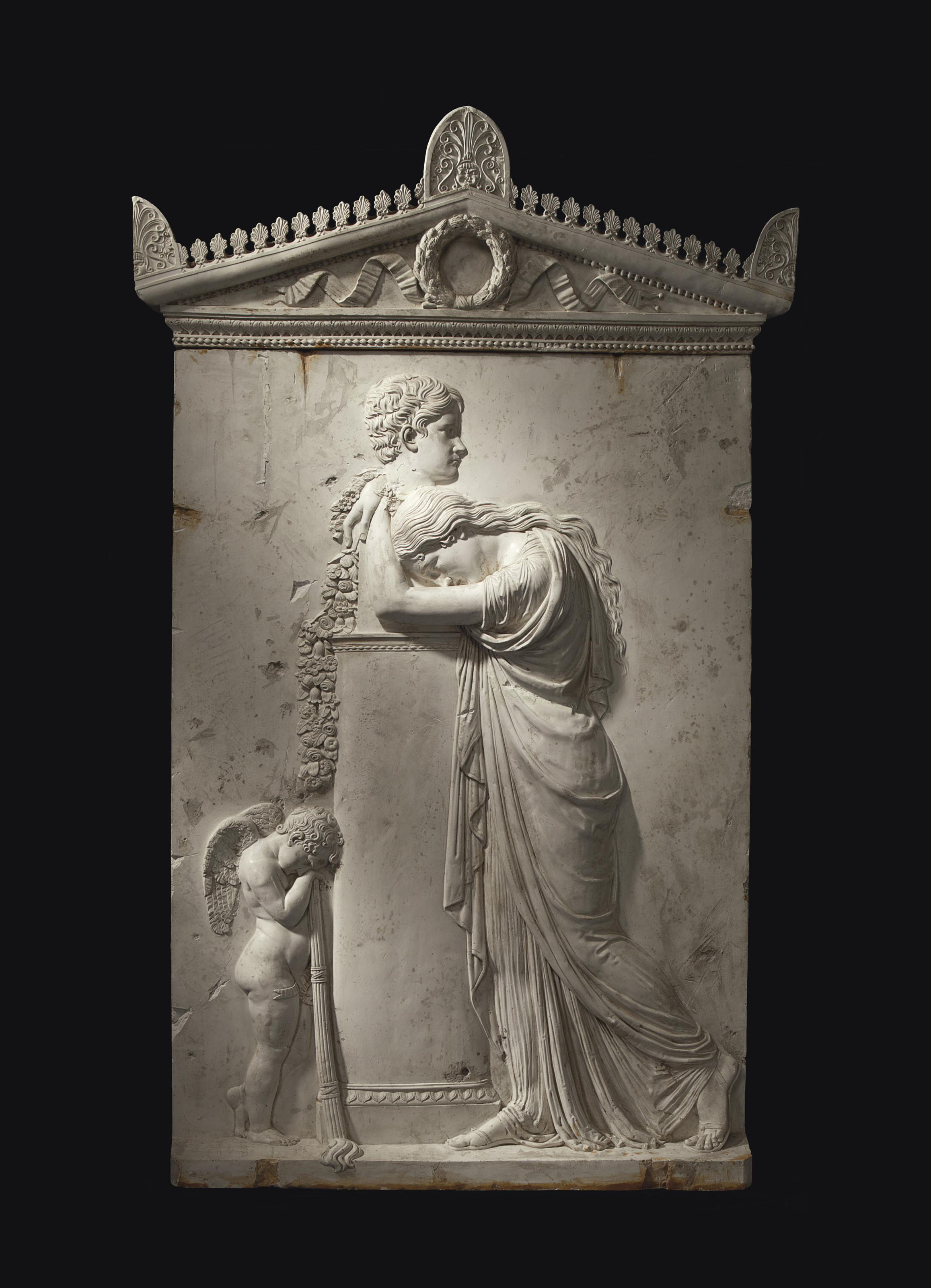 Rinaldo Rinaldi (Padua 1793-1873), after the design by Antonio Canova (1757-1822)